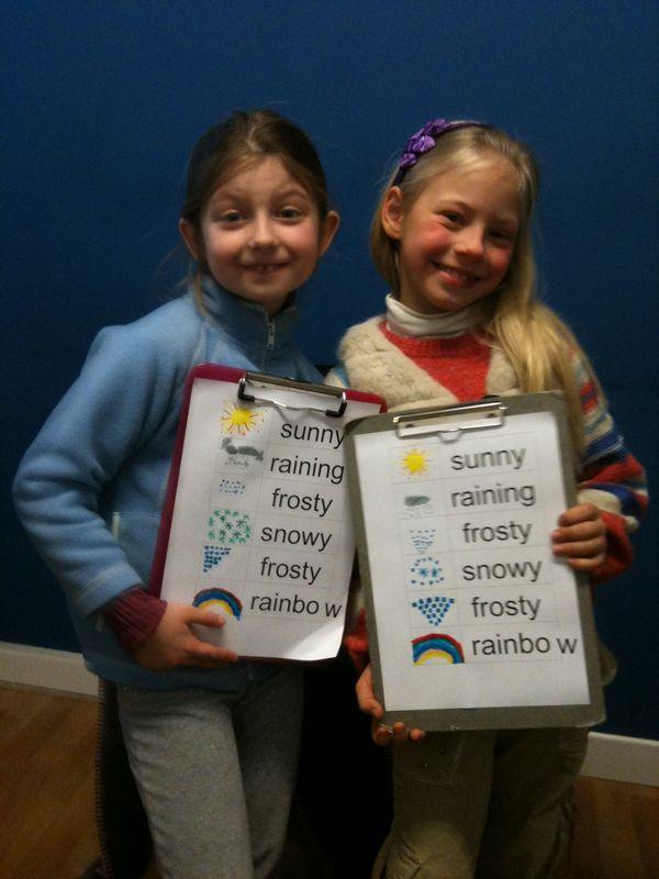 Exceptionnel Apprentissage de l'anglais pour enfants NJ65