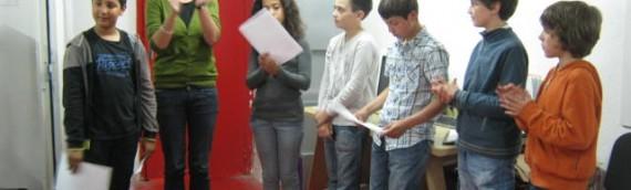 Stage intensif en Anglais pour adolescents